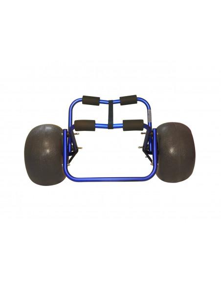 LAZY BOYS Carrello per kayak con ruote sferiche