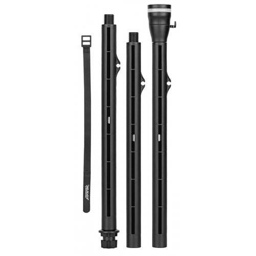 Estensione 1000 (3 pezzi) (nero) RailBlaza