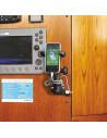Base StarPort E Series USB (nero) RailBlaza