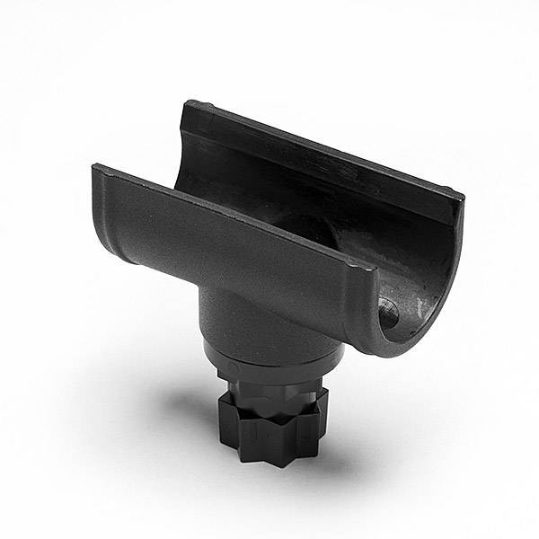 Supporto per Pagaia 28mm (nero) RailBlaza