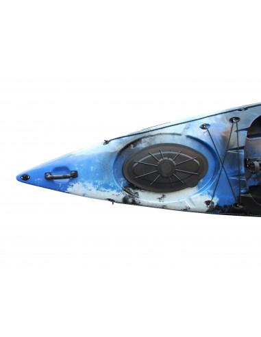 Large Storage Hatch for kayak with splash bag