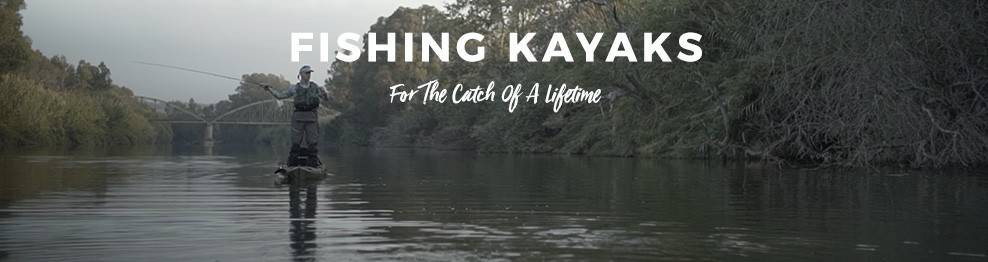 Fishing Kayaks | For The Catch Of A Lifetime!